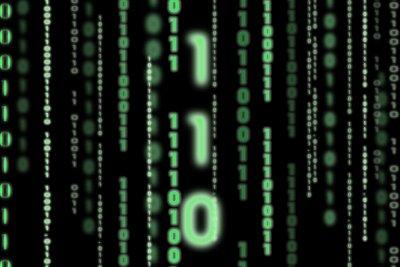 image depicting zeros and ones