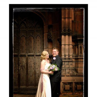 Theran at Chester Cathedral
