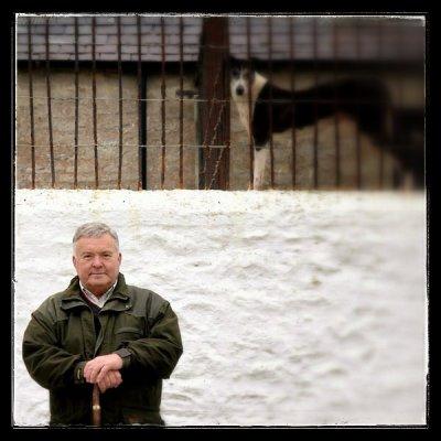 John Waters  John Waters, ex-game keeper at Sandside. GUY WOODLAND