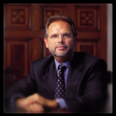 Sir David Henshaw Liverpool (uk) Chief Executive of Liverpool City Council, from 1998 to 2005                         © Guy Woodland 2000-2007